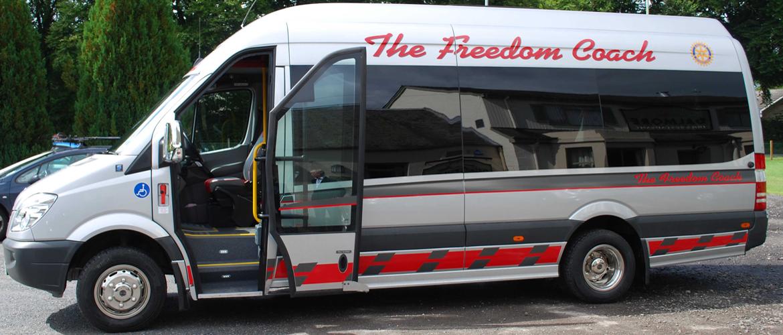 Blairgowrie Freedom Coach